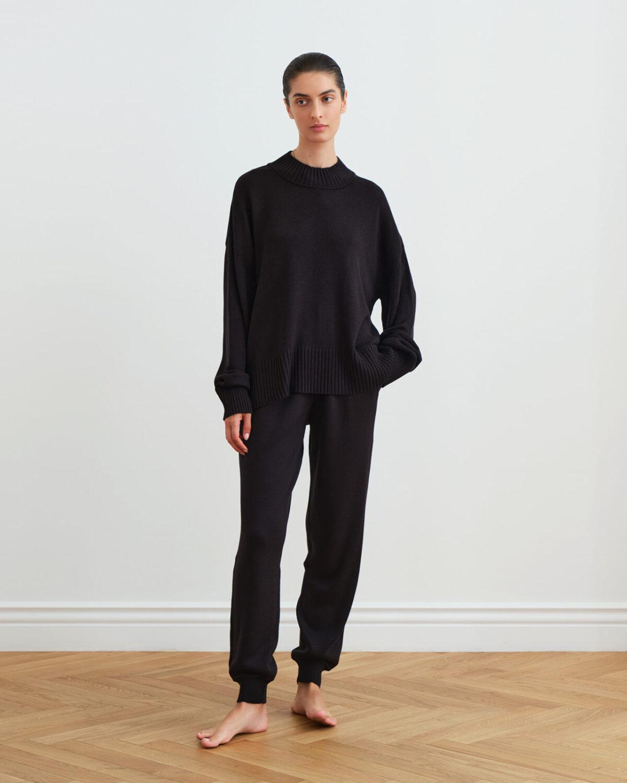 Sophie Black Suit